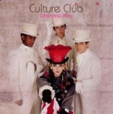 Culture Club - Greatest Hits (NEW CD+DVD)