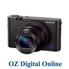 NEW Sony Cyber-shot DSC-RX100 III 20.1 MP Wi-Fi NFC Digital Camera 1 Yr Au Wty