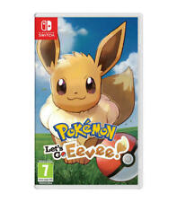 Pokémon Let's Go Eevee! (Nintendo Switch, 2018)