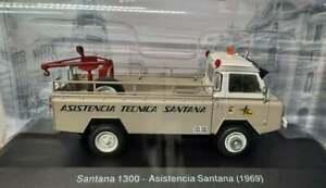 Santana 1300 Asistencia Santana  1975 1/43 Vehículos de Reparto  con fascículo