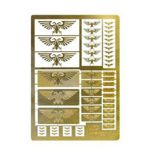 Forgeworld Imperial Eagles etched brass Horus Heresy 40k