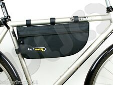 BICYCLE BIKE CYCLE CYCLING FRAME BAG POUCH PANNIER GO!TRAVEL NEW FREE POSTAGE
