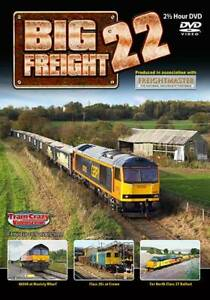 Big Freight 22 *DVD (UK Freight scene - huge variety of freight flows & locos)