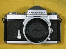 Fotocamere analogiche a focus manuale SLR