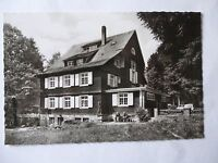 Ansichtskarte Moosbronn Schwarzwald 50/60er?? Naturfreundehaus