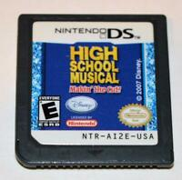 HIGH SCHOOL MUSICAL: MAKIN' THE CUT NINTENDO DS GAME 3DS 2DS LITE DSI XL