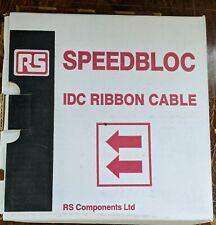 RS 360-150 RS SPEEDBLOC 26 WAY IDC RIBBON CABLE 30 METRES PART REEL 20M LEFT