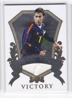 2020 Raul /29 Jersey Futera Unique Victory Game Used Memorabilia