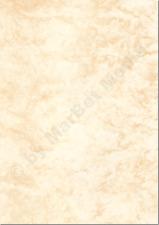 Marmorpapier A4 250g / m² 25 Blatt beige