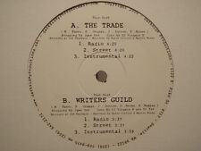 "BOOM BAP PROJECT - THE TRADE / WRITER'S GUILD (12"")  2000!!  RARE!!  JAKE ONE!!!"