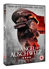 THE ANGEL OF AUSCHWITZ (DVD) (NEW) (RELEASED 1ST  JULY) (FREE POST)