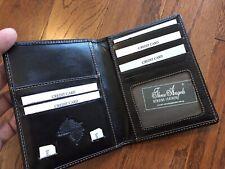 New Premium Leather Travel Journals Retro Three-Angels Pen