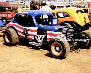 Dick Qualio at Reading Fairgrounds Speedway Photo