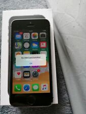 Apple iPhone 5S 16g - Space Grey