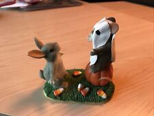 Charming Tails Boooo! 85/417 Signed New Open Box Halloween Mouse Rabbit E6
