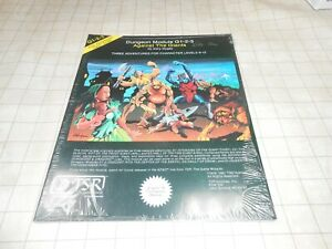 TSR AD&D G1 G2 G3 G1-3 Against the Giants Collection Gygax NEW & SEALED!