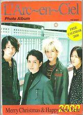 1999 L'Arc-en-Ciel JAPAN J-POP SPECIAL COLOR PHOTO ALBUM MAGAZINE BOOK NICE RARE