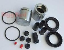 Ford Fiesta IV, V Front Brake Caliper Seal & Piston Repair Piston Kit (2) BRKP66