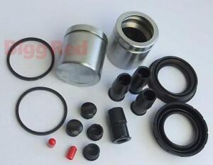 Ford Fiesta IV & V FRONT L & R Brake Caliper Repair Kit +Pistons kit (BRKP66)