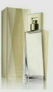 Avon ATTRACTION For Her Eau de Parfum Perfume 50ml -free P&P