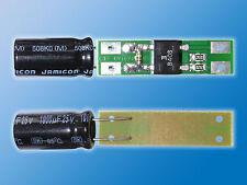 5x Gleichrichter Platine   0-17 VAC   1A   12W   ca. 59x10x10mm