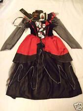 Superbe robe CARNAVAL- HALLOWEEN - 5/8 ans - NEUVE