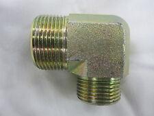 FS2500-  12MFS-08MFS 90 Degree Elbow Forg