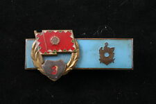 Hungary Hungarian Badge Specialist Navy Mechanic 2 II Qualification Brass Rare