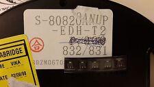 5 PCS SEIKO S-80820ANUP-EDH ,Supervisory Circut VOLTAGE DETECTOR 2V ,SOT-23-5 ,