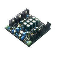 JHL Single-ended Class A Dual Channel Headphone AMP Amplifier Finished Board