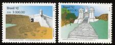 BRAZIL MNH 1992 Santa Catarina Fortresses