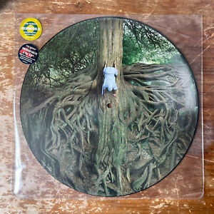 """The Mars Volta - The Widow + Frances The Mute 12"""" Picture Disc - NM Played Once"""