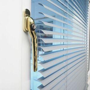 Venetian Slimline Espag Window Handle - Compact with Low Profile / Projection
