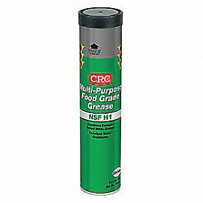 CRC Multipurpose Food Grade Grease,14 oz., SL35600