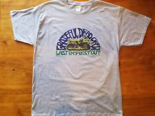 ae419756d4a GRATEFUL DEAD 1995 CREW TOUR CONCERT T-SHIRT