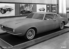 1965 Chevrolet Panther Concept Car Clay Model  8 x 10 Photograph