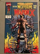 Marvel Comics Presents #72-#84 Complete Weapon X Series Wolverine key issue NM