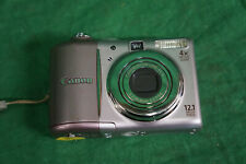 Canon Powershot A1100IS 12.1MP Digital Camera Pink Parts Or Repair