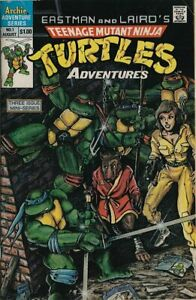 Archie Series - Teenage Mutant Ninja Turtles Mini-Series # 1 - Nice Condition