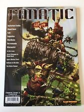 Games Workshop Magazine: Fanatic - Issue 6. OOP