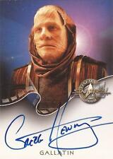 "Star Trek Cinema 2000 - A18 Gregg Henry ""Gallatin"" Auto/Autograph Card"