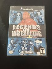 Legends of Wrestling Nintendo GameCube Factory Sealed Game Hulk Hogan New
