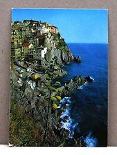 Le Cinque Terre - Manarola [grande, colore, viaggiata]