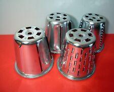 KitchenAid Rotor Slicer Shredder Replacement 4 Attachment Cones Blades LN