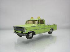 Diecast Majorette Dodge Pick-up in Green Good Condition Rare/Selten
