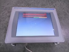 USED Allen Bradley 6182H-12TLH4D  VersaView CE 1250H Touch Panel Workstation CB