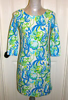 NWT LILLY PULITZER BEAUTIFUL CHARLENE DRESS RESORT WHITE CRYSTAL COAST XS S M L