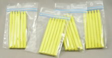 Four 6-Packs (24) 5.5mm Yellow Dry Highlighter Sketch Clutch Pencil Leads - New
