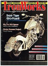 IRON WORKS JUNE 1995 SEE CONTENTS CORBIN WARBIRD