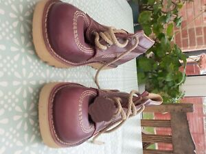 Kickers ladies boots size 5 (38) worn once